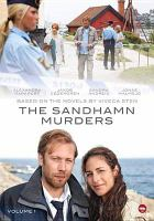 Cover image for The Sandhamn murders. Vol. 1 [videorecording DVD]