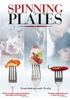 Cover image for Spinning plates [videorecording DVD]
