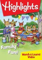 Imagen de portada para Highlights [videorecording DVD] : Family fun!