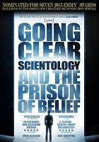 Imagen de portada para Going clear [videorecording DVD] : Scientology & the prison of belief