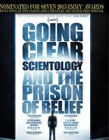 Cover image for Going clear [videorecording Blu-ray] : Scientology and the prison of belief