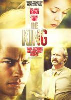 Imagen de portada para The king [videorecording DVD] (William Hurt version)
