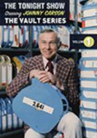 Imagen de portada para The tonight show. Vol. 1 [videorecording DVD] : The Vault series