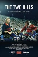 Cover image for The two Bills [videorecording DVD] : Belichick, Parcells