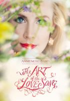 Cover image for The art of the love song [videorecording DVD]