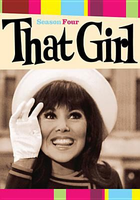 Cover image for That girl. Season 4, Complete [videorecording DVD]