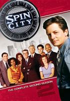 Cover image for Spin city. Season 2, Complete [videorecording DVD]