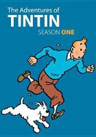Cover image for The adventures of Tintin. Season 1