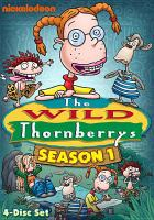 Cover image for The wild Thornberrys. Season 1, Complete