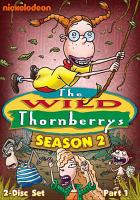 Cover image for The wild Thornberrys. Season 2, part 1