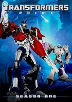 Cover image for Transformers prime. Season 1, Complete