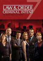 Cover image for Law & order: Criminal intent. Season 07, Complete