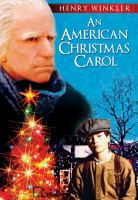 Cover image for An American Christmas carol [videorecording DVD]