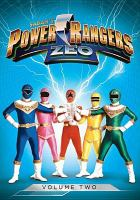 Cover image for Power Rangers Zeo. Vol. 2 [videorecording DVD]