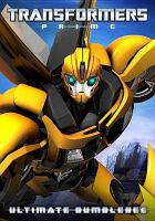 Cover image for Transformers prime. Ultimate bumblebee