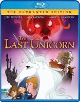 Cover image for The last unicorn [videorecording Blu-ray]