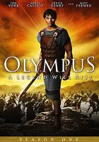 Cover image for Olympus. Season 1, Complete [videorecording DVD]