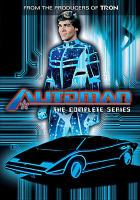 Cover image for Automan [videorecording DVD] : the complete series