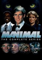 Cover image for Manimal : the complete series [videorecording DVD]