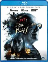 Imagen de portada para I am not a serial killer [videorecording Blu-ray]