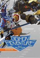 Cover image for Digimon adventure tri [videorecording DVD] : Reunion