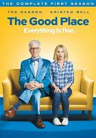 Cover image for The good place. Season 1, Complete [videorecording DVD]