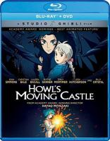 Imagen de portada para Howl's moving castle [videorecording Blu-ray]