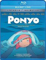 Imagen de portada para Ponyo [videorecording Blu-ray]