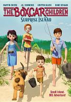 Cover image for The boxcar children [videorecording DVD] : Surprise Island