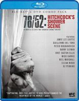 Cover image for 78/52 [videorecording DVD] : Hitchcock's shower scene