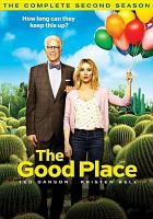 Cover image for The good place. Season 2, Complete [videorecording DVD]