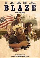 Cover image for Blaze [videorecording DVD]