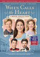 Cover image for When calls the heart. Season 6, Complete [videorecording DVD] : 5-movie collection