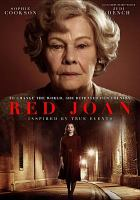 Cover image for Red Joan [videorecording DVD]