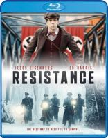 Cover image for Resistance [videorecording Blu-ray]