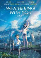 Cover image for Weathering with you [videorecording DVD]
