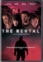 Imagen de portada para The rental [videorecording DVD]