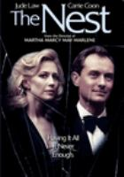 Cover image for The nest [videorecording DVD] (Jude Law version)