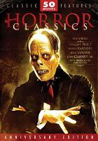Cover image for Horror classics. Volume 12