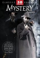 Cover image for Mystery classics 50 movie pack DVD collection