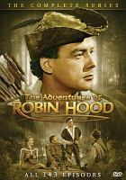Cover image for The adventures of Robin Hood. Season 1, Complete