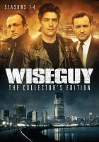Cover image for Wiseguy. Season 4, Complete