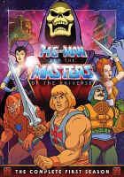 Cover image for He-man and the masters of the universe. Season 1, Complete