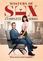 Cover image for Masters of sex : Seasons 1-4, the complete series [videorecording DVD].