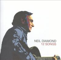 Cover image for 12 songs [sound recording CD]