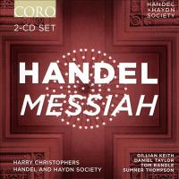 Cover image for Messiah [sound recording CD]