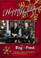 Cover image for Happy holidays with Bing and Frank