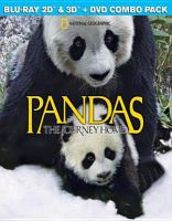 Cover image for Pandas [videorecording Blu-ray] : the journey home