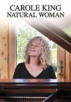 Cover image for Carole King [videorecording DVD] : natural woman