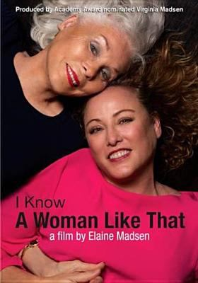 Cover image for I know a woman like that [videorecording DVD]